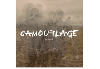 Camouflage - Greyscale - (CD)