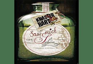 Knasterbart - Sauf Mich Schön  - (CD)