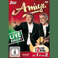 Die Amigos - Live-Konzert [DVD]