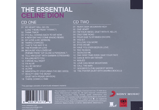 Céline Dion - The Essential  - (CD)