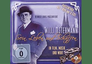 Reinold Louis - Willi Ostermann - Sein Leben Und Schaffen In Film, Musik Und  - (DVD + CD)