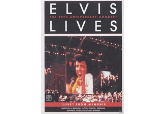 Elvis Presley - Elvis Lives: The 25th Anniversary Concert - (DVD)