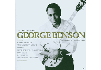 George Benson - The Greatest Hits of All (CD)