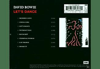 David Bowie - Let's Dance  - (CD)