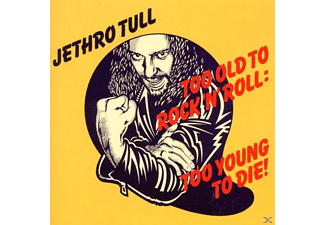 Jethro Tull - TOO OLD TO ROCKNROLL [CD]