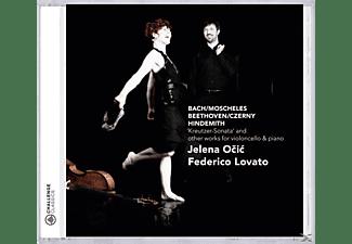 Jelena Ocic & Federico Lovato - Kreutzer-Sonata And  Other Works Fo  - (CD)