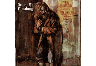 Jethro Tull - AQUALUNG (NEW EDITION) [CD]