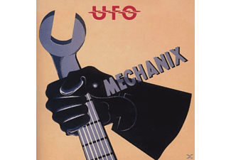 UFO - Mechanix (2009 Remaster+Bonus Tracks)  - (CD)