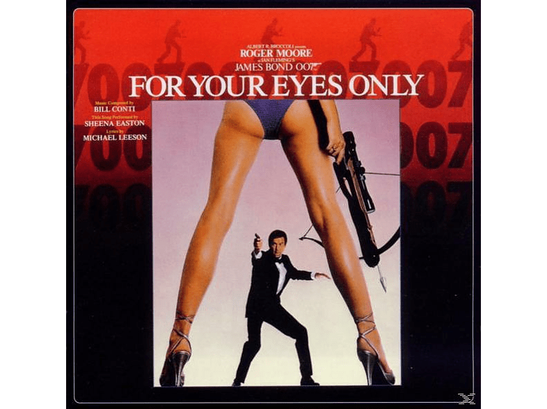 VARIOUS - For Your Eyes Only (Remastered) [CD]
