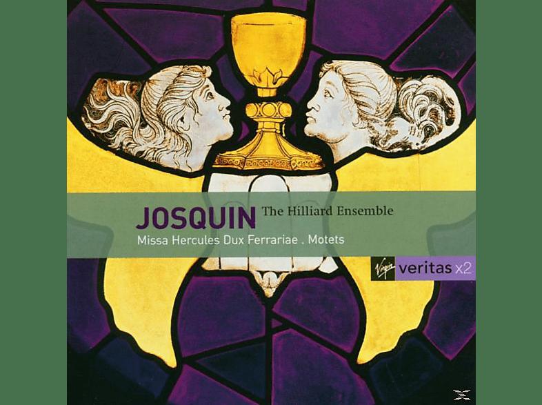 Paul Hillier, The Hilliard Ensemble - Missa Hercules & Motetten [CD]