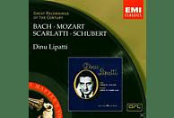 Dinu Lipatti - Partita 1/Klaviersonaten/Impromptus [CD]