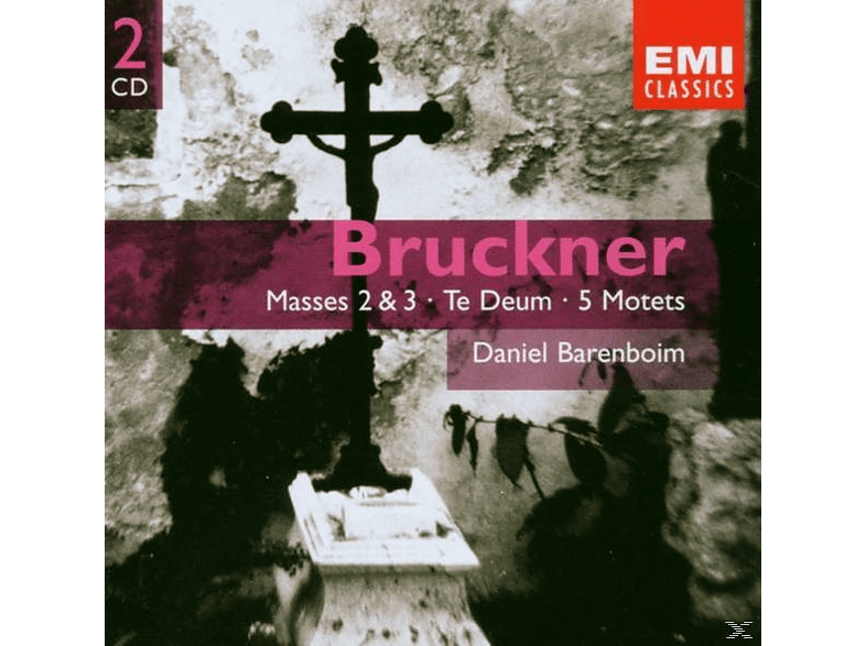 Barenboim/Pitz/POL+Chor/+ - Messen 2 & 3/Te Deum [CD]