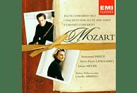 Emmanuel Pahud, Berliner Philharmoniker, Marie-pierre Langlamet, Meyer Sabine - Konzert F.Flöte, Harfe+Klarin. [CD]