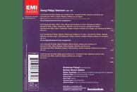Emmanuel Pahud, Berliner Barock Solisten - Konzert F.Flöte+And.Instr. [CD]
