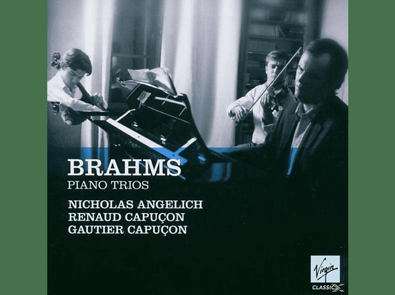 Angelich, R. Capucon, G. Capucon - Klaviertrios [CD]