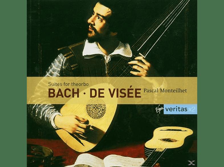Monteilhet Pascal - Suiten Für Theorbe [CD]