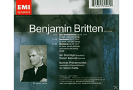Bostridge/Baborak/BP/Rattle - Lieder [CD]
