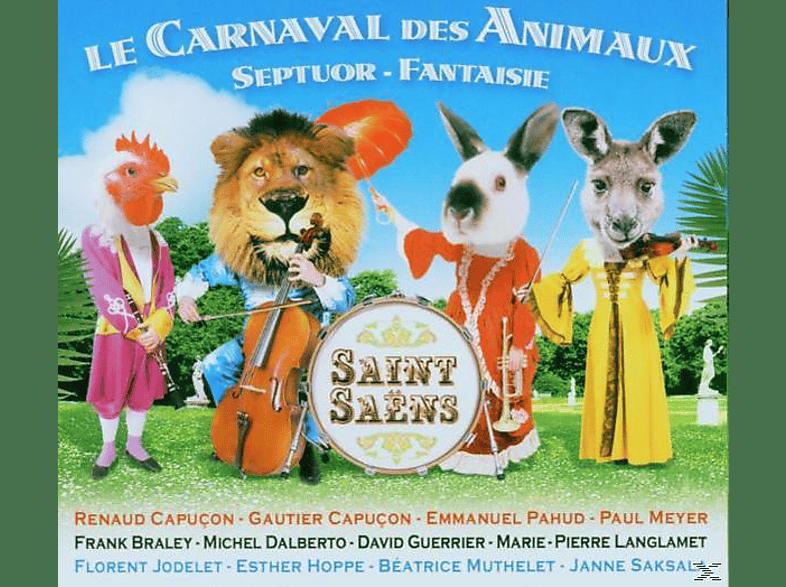 Dalberto, Pahud, Capucon, Braley - Der Karneval Der Tiere/+ [CD]