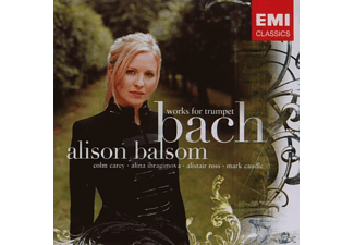 Alison Balsom - Works For Trumpet - (CD)