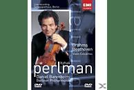 Itzhak Perlman, Berliner Philharmoniker - Itzhak Perlman - Violin Concertos [DVD]