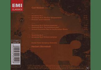 Herbert Blomstedt - Nielsen: Sinfonien 1-6  - (CD)