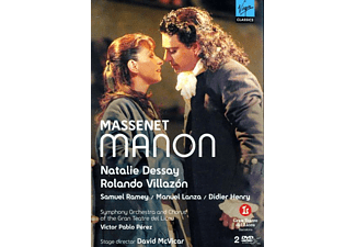 Manon, Villazon,Rolando/Dessay,Natali - Manon  - (DVD)