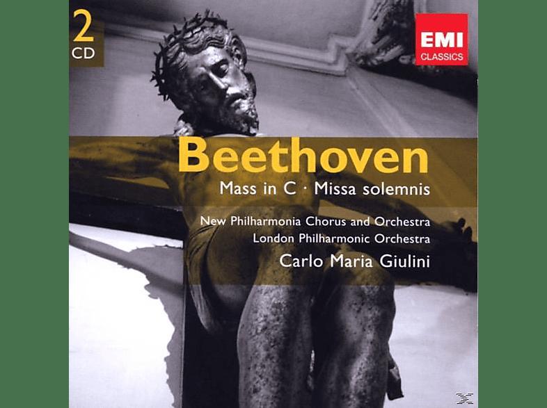 Carlo Maria Giulini - Gemini  Beethoven - Missa Sole [CD]