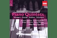 Alban Berg Quartet - Klavierquintette [CD]