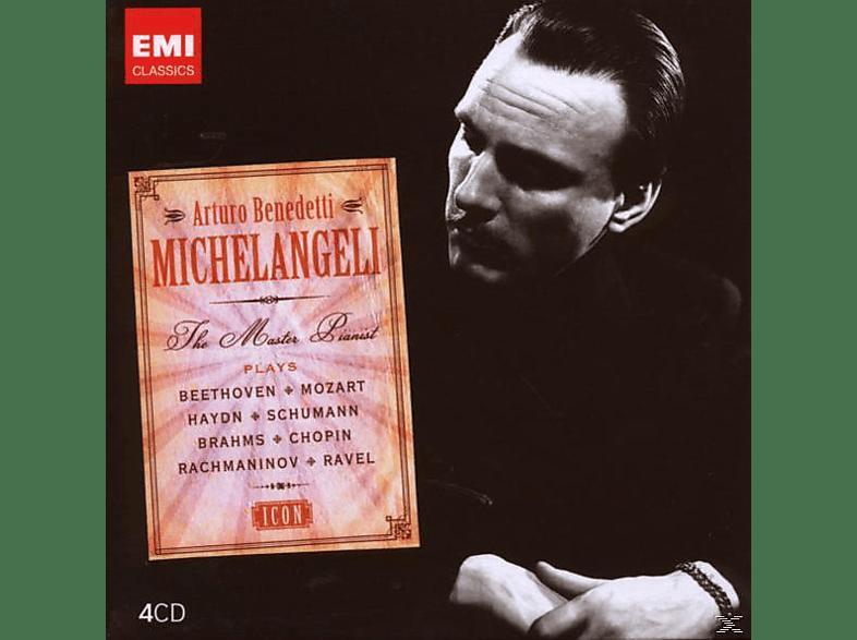 Arturo Benedetti Michelangeli - Icon: A.B. Micheangeli [CD]