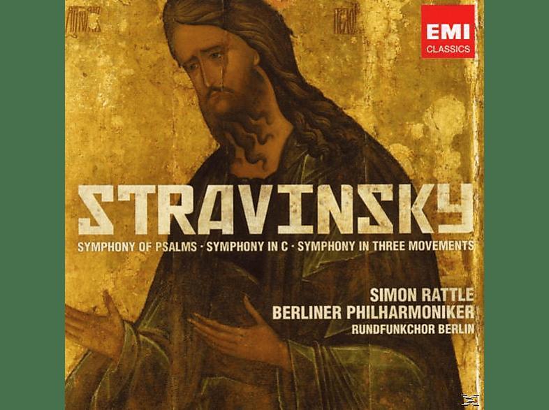 Simon Rattle - Sinfonien [CD]