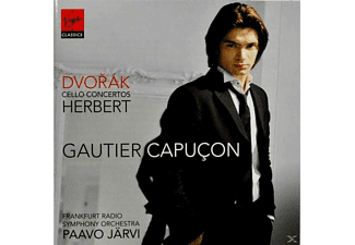 CAPUCON,GAUTIER & PAAVO,JÄRVI - Cello Concertos - (CD)