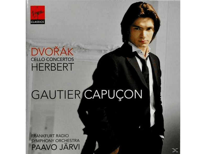 CAPUCON,GAUTIER & PAAVO,JÄRVI - Cello Concertos [CD]