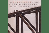 Artemis Quartett - The Piazzolla Project [CD]