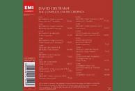 David Oistrach - Complete Emi Recordings [CD]