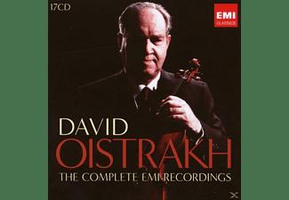 David Oistrach - Complete Emi Recordings  - (CD)