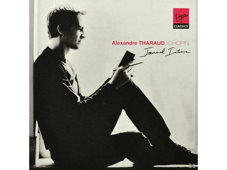 Alexandre Tharaud - Journal Intime [CD]