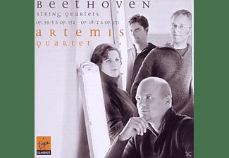 Artemis Quartet - String Quartets  - (CD)