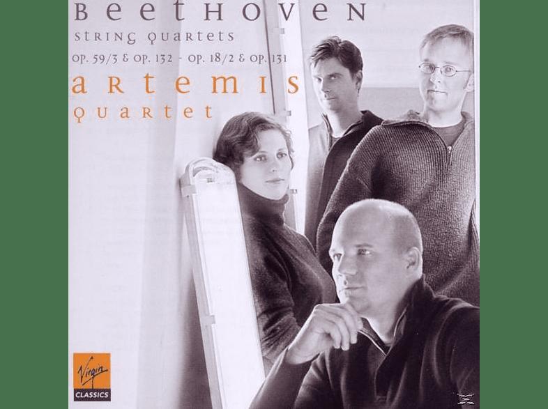 Artemis Quartet - String Quartets [CD]