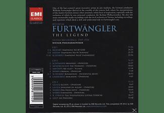 Wilhelm Furtwängler - The Legend  - (CD)
