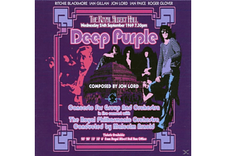 Deep Purple - Concerto For Group And Orchestra  - (CD)