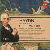 Wilhelm, Gonnenwein, Marriner, Franz Joseph Haydn - Haydn - Die Grossen Chorwerke [CD]