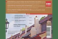 Lorin Maazel, Berliner Philharmoniker - Slavonic Dances Op. 46 & Op. 72 [CD]