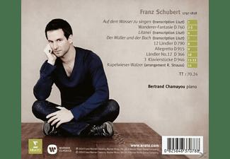 Bertrand Chamayou - Schubert: Recital  - (CD)