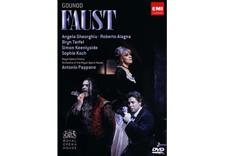 VARIOUS, Gheorghiu/Alagna/Terfel/Pappan - Faust  - (DVD)