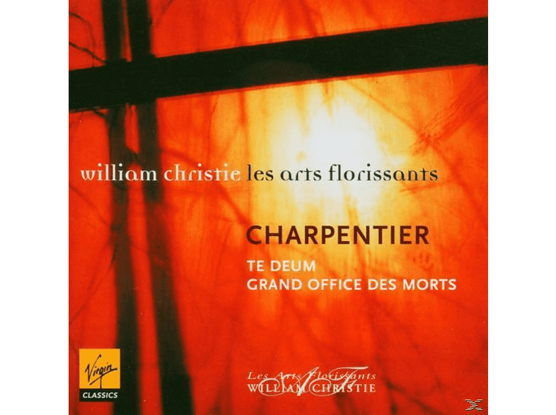 William Christie - Te Deum [CD]