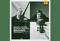 R. Capucon, N. Angelich - Violinsonaten 1-3 [CD]