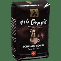 PIU CAFFE 2100 Schümli Royal gemahlener Kaffee
