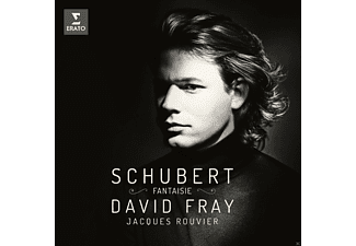 David Fray, Jacques Rouvier - Fantaisies - (CD)