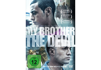 MY BROTHER THE DEVIL - (DVD)