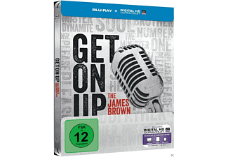 Get on Up (Steelbook Edition) Blu-ray